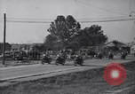 Image of first armored division Fort Knox Kentucky USA, 1940, second 10 stock footage video 65675037162