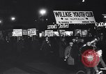 Image of Republican candidate Wendell Willkie Buffalo New York USA, 1940, second 5 stock footage video 65675037163