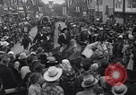Image of Santa-Cali-Gon Fete celebrations Independence Missouri USA, 1940, second 9 stock footage video 65675037167