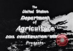 Image of Terracing in the Northeast United States USA, 1939, second 6 stock footage video 65675037168