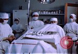 Image of Japanese-American doctors and nurses at a relocation center United States USA, 1940, second 9 stock footage video 65675037172