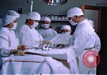 Image of Japanese-American doctors and nurses at a relocation center United States USA, 1940, second 12 stock footage video 65675037172