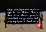 Image of Japanese American orphanage United States USA, 1940, second 1 stock footage video 65675037175