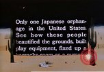 Image of Japanese American orphanage United States USA, 1940, second 2 stock footage video 65675037175