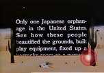 Image of Japanese American orphanage United States USA, 1940, second 3 stock footage video 65675037175