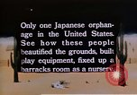 Image of Japanese American orphanage United States USA, 1940, second 4 stock footage video 65675037175