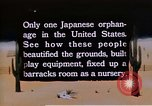 Image of Japanese American orphanage United States USA, 1940, second 5 stock footage video 65675037175