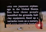 Image of Japanese American orphanage United States USA, 1940, second 6 stock footage video 65675037175