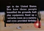 Image of Japanese American orphanage United States USA, 1940, second 8 stock footage video 65675037175