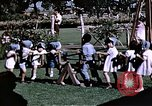 Image of Japanese American orphanage United States USA, 1940, second 12 stock footage video 65675037175