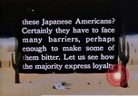 Image of relocated Nisei scientist California United States USA, 1940, second 7 stock footage video 65675037177
