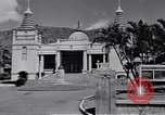 Image of Japanese temple Honolulu Hawaii USA, 1941, second 7 stock footage video 65675037188
