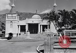 Image of Japanese temple Honolulu Hawaii USA, 1941, second 12 stock footage video 65675037188