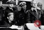 Image of US Navy pilots being briefed Honolulu Hawaii USA, 1942, second 2 stock footage video 65675037189