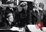 Image of US Navy pilots being briefed Honolulu Hawaii USA, 1942, second 7 stock footage video 65675037189