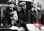 Image of US Navy pilots being briefed Honolulu Hawaii USA, 1942, second 9 stock footage video 65675037189