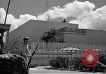 Image of army sentry at building Honolulu Hawaii USA, 1941, second 7 stock footage video 65675037192