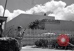 Image of army sentry at building Honolulu Hawaii USA, 1941, second 11 stock footage video 65675037192