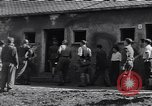 Image of Generals of Allied Forces visit Displaced Persons DP camp Wolfratshausen Germany, 1945, second 11 stock footage video 65675037193