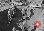 Image of Exhumation of Czech patriots Czechoslovakia, 1946, second 1 stock footage video 65675037198
