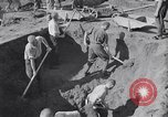 Image of Exhumation of Czech patriots Czechoslovakia, 1946, second 2 stock footage video 65675037198