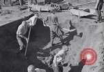 Image of Exhumation of Czech patriots Czechoslovakia, 1946, second 4 stock footage video 65675037198