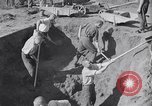 Image of Exhumation of Czech patriots Czechoslovakia, 1946, second 5 stock footage video 65675037198