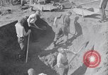 Image of Exhumation of Czech patriots Czechoslovakia, 1946, second 9 stock footage video 65675037198