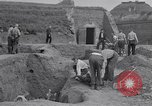 Image of Exhumation of Czech patriots Czechoslovakia, 1946, second 2 stock footage video 65675037199