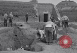 Image of Exhumation of Czech patriots Czechoslovakia, 1946, second 3 stock footage video 65675037199