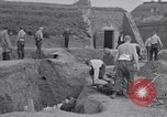 Image of Exhumation of Czech patriots Czechoslovakia, 1946, second 4 stock footage video 65675037199