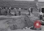 Image of Exhumation of Czech patriots Czechoslovakia, 1946, second 6 stock footage video 65675037199
