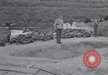 Image of Exhumation of Czech patriots Czechoslovakia, 1946, second 10 stock footage video 65675037199