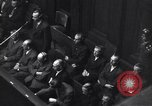 Image of Nuremberg Trials Nuremberg Germany, 1946, second 10 stock footage video 65675037203