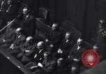Image of Nuremberg Trials Nuremberg Germany, 1946, second 11 stock footage video 65675037203