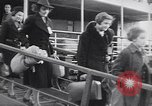 Image of German-Jewish refugees Harwich England, 1938, second 7 stock footage video 65675037207