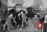 Image of German-Jewish refugees Harwich England, 1938, second 8 stock footage video 65675037207