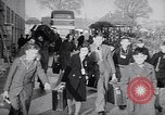 Image of German-Jewish refugees Harwich England, 1938, second 10 stock footage video 65675037207