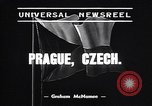 Image of Dr Emil Hacha Prague Czechoslovakia, 1938, second 3 stock footage video 65675037209
