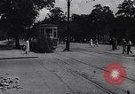 Image of loaded streetcar Germany, 1938, second 8 stock footage video 65675037224