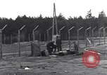 Image of Survivors at Wobbelin Nazi concentration camp (Wöbbelin) Ludwigslust Germany, 1945, second 2 stock footage video 65675037229