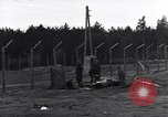 Image of Survivors at Wobbelin Nazi concentration camp (Wöbbelin) Ludwigslust Germany, 1945, second 4 stock footage video 65675037229