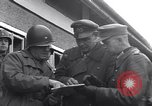 Image of 11th German Panzer Division surrender Neumark Czechoslovakia, 1945, second 9 stock footage video 65675037232