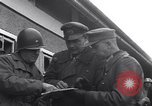 Image of 11th German Panzer Division surrender Neumark Czechoslovakia, 1945, second 12 stock footage video 65675037232