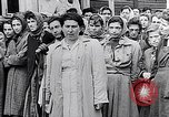 Image of Belsen concentration camp Lower Saxony Germany, 1945, second 11 stock footage video 65675037244