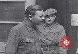 Image of Bergen Belsen concentration camp Lower Saxony Germany, 1945, second 3 stock footage video 65675037245