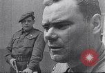 Image of Bergen Belsen concentration camp Lower Saxony Germany, 1945, second 6 stock footage video 65675037245