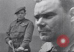 Image of Bergen Belsen concentration camp Lower Saxony Germany, 1945, second 8 stock footage video 65675037245