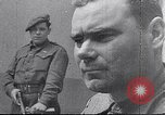 Image of Bergen Belsen concentration camp Lower Saxony Germany, 1945, second 9 stock footage video 65675037245