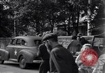 Image of Displaced Persons' Center Bensheim Germany, 1946, second 3 stock footage video 65675037246
